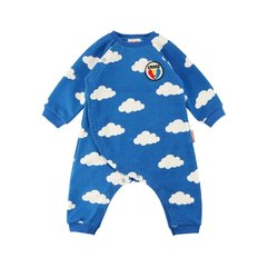 Multi cloud baby overall