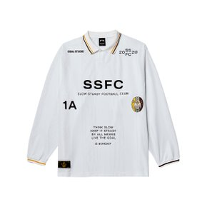 [골스튜디오] SSFC UNIFORM LONG SLEEVE - WHITE(A)