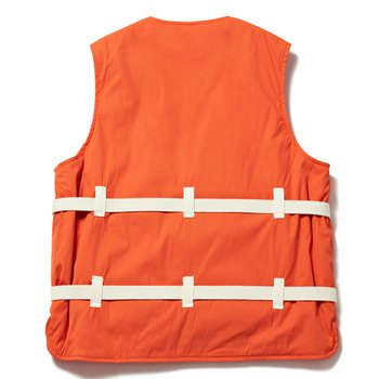 MAINZ VEST ORANGE