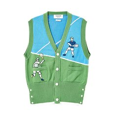 Thom Browne Men`s Vest MKV016A 0021 9345