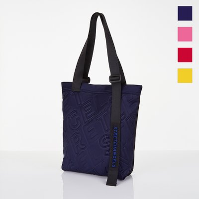 [N.E.O] Long strap shopper-bag (4color)