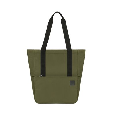 Compass Tote With Flight Nylon - Olive