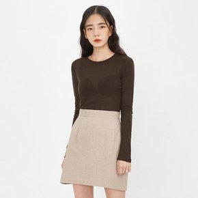 salon de herringbone skirt (s, m)_(1035566)