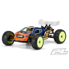 [Pro-Line Racing]AP3515 Night Hawk Clear Body MBX8T