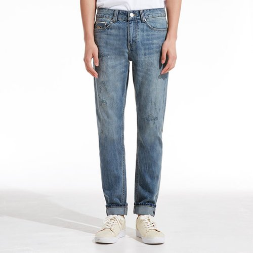 [PLAC]BERLIN 3A2 SELVEDGE WSHD (PJOG1BE3A223A2)