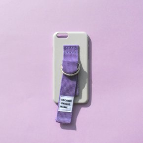 SUN CASE LIGHT GRAY LIGHT PURPLE (NONE)