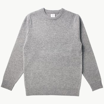 MIX KNIT GREY