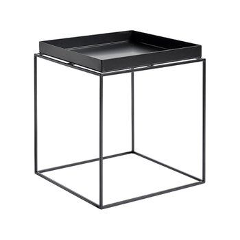 Tray Table 40*40 Black