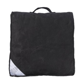 BLOCK CUSHION Black