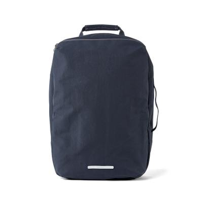 PAPER PACK SQUARE BACKPACK 640 NAVY