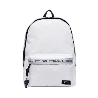 [골스튜디오] GOAL TAPE BACKPACK - WHITE (백팩)