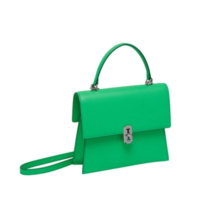 [vunque]  Occam Satchel (오캄 사첼) Apple green_VQB01TO1121