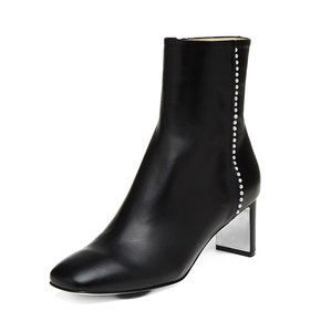[Pre-order]Royal ankle boots(black)_DG3CX18511BLK