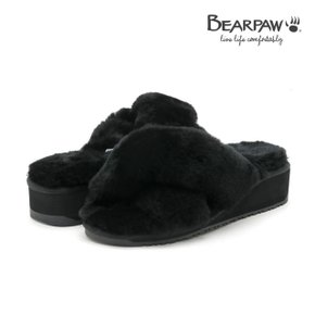 베어파우(BEARPAW) JULIETTE WEDGE 슬리퍼 (womens) 3종