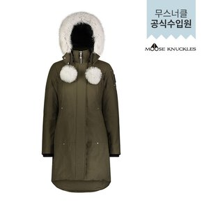 [MOOSEKNUCKLES] 여성 스틸링 파카 코리아LADIES STIRLING PARKA KOREA(20FMK8675LPKMK774)
