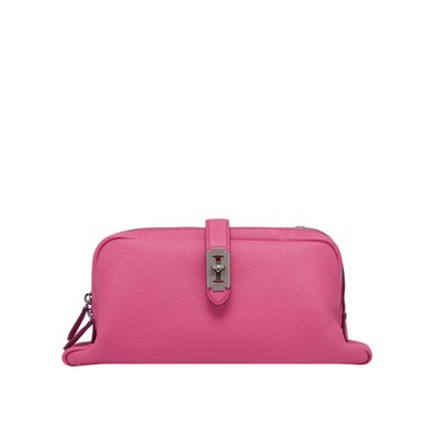 [vunque]  Toque Clutch (토크 클러치) Pink lux_VQB01CU1021