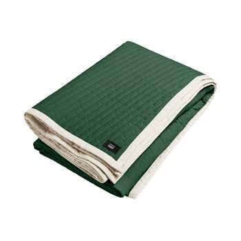 [주문 후 3개월 소요] Bias Quilt W195 x L245 Forest Green