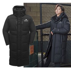 [18FW 이월] CAMPYLO LIMITED (캄피로 리미티드) α GORE WS DOWN JACKET / DMW18543 (Z1) 블랙