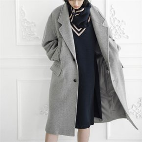 ULKIN OVERSIZED SINGLE BREASTED COAT_GREY (1827821)