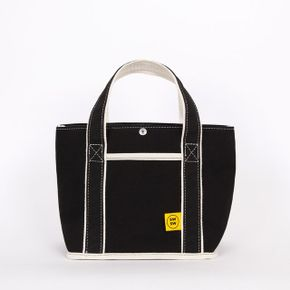 CHOU CHOU TOTE BAG Black 슈슈 토트 백 블랙