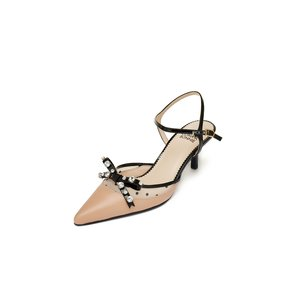 Rosa pumps(beige)_DG2DX19003BEE