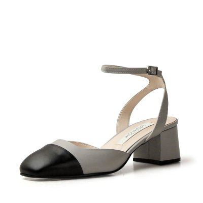 [단독콜라보]Pumps_Isis R1711_GREY_5/6cm