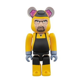 400%+100% BEARBRICK WALTER WHITE