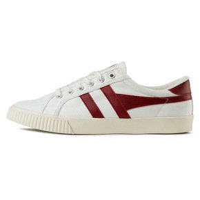 [골라클래식] 남녀공용슈즈 Tennis MARK COX_CLA280WR(Off White/Deep Red )