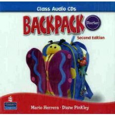 Backpack Starter : Audio CD (2nd Ed./ 도서별매)
