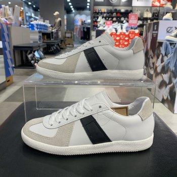 [폴더] 클라시코 독일군 스니커즈 Classico_Military Sneakers_Whit