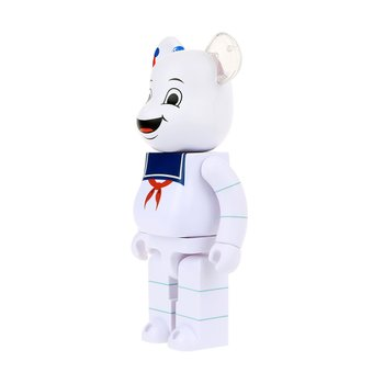 400% BEARBRICK STAY PUFT MARSHMALLOW MAN