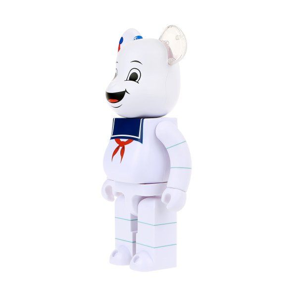[베어브릭 37시리즈 랜덤증정] 400% BEARBRICK STAY PUFT MARSHMALLOW MAN