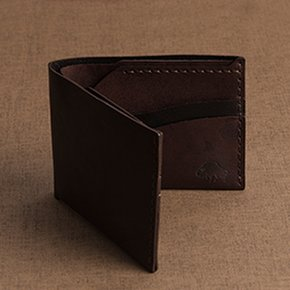 [에스라아서]No.6 Wallet - Malbec