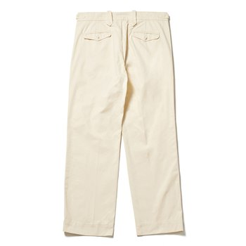 GURKA PANTS OFF WHITE