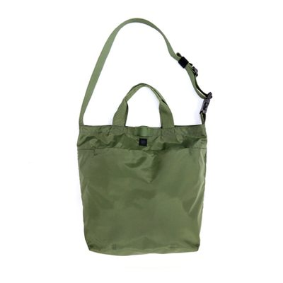 [MIS]2Way Shoulder Bag - Olive
