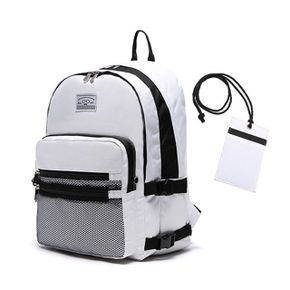 로디스 3D BACKPACK WHITE