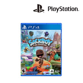 [PS4] Sackboy: A Big Adventure 색보이 빅 어드벤처