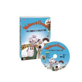 월레스와 그로밋 The Complete Collection DVD