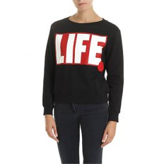 [몽클레어] Life sweatshirt in black (8092350 V8036 999)