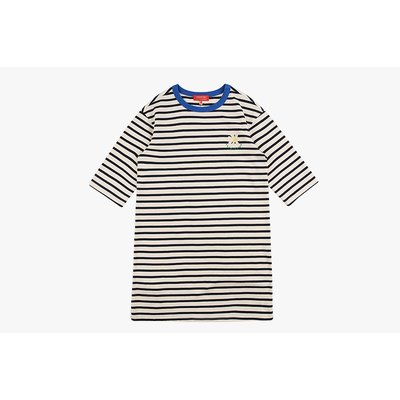 [30% sale] Daisy point stripe dress