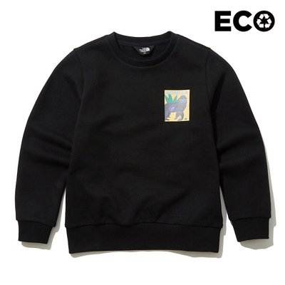 NM5ML03 키즈 고 그린 스 셔츠 KS GO-GREEN SWEATSHIRTS