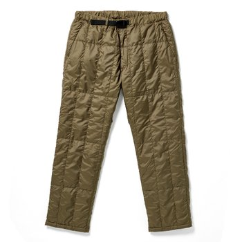 Recycled MiddleDownPants OLIVE