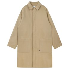 T38S BASIC MAC COAT_BEIGE
