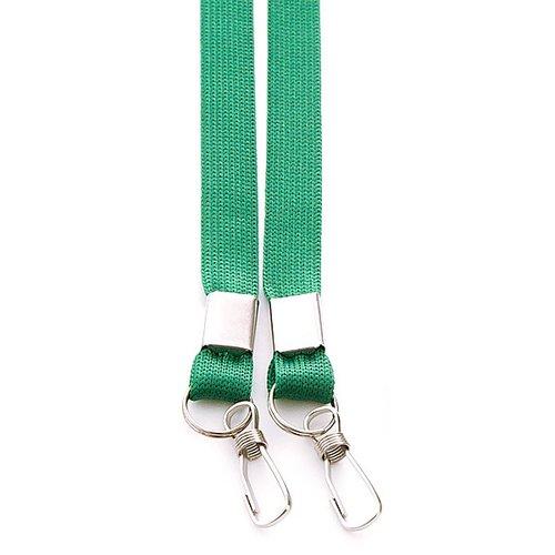 양고리 슬링 명찰줄 끈넓이 9mm 녹색 10개-빅 c37ea1821181