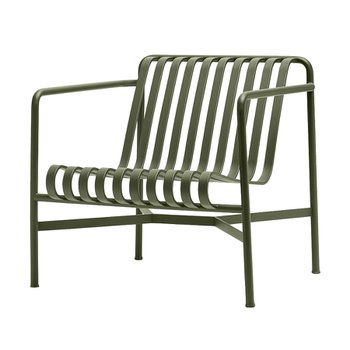 [주문 후 3개월 소요] Palissade Lounge Chair Low Olive