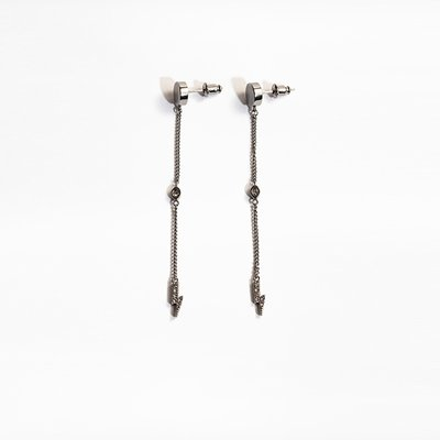[여주점] CECILIA FLASH JANE EARRINGS 귀걸이 ZE0SFACER002Z96