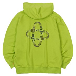 Spin Logo Pullover Hoodie Lime (PNES20KT04240)