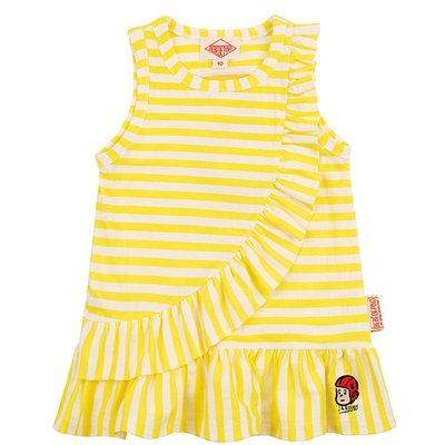 Number 5 baby unbalance ruffle dress / BP8228236