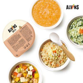 [엘빈즈]클래식 이유식 아기밥4단계(13개월이상) / 아기반찬 아기밥