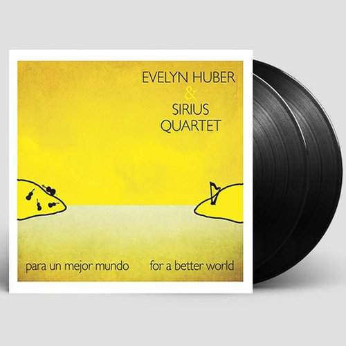 에블린 후버 - PARA UN MEJOR MUNDO: FOR A BETTER WORLD [180G LP]